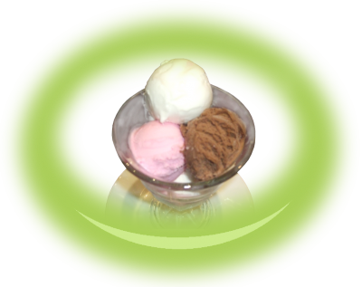 Сладолед 3 топки