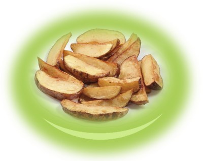 Home style beer potatoes