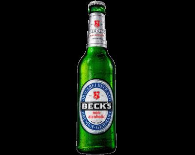 Beck`s no alcohol