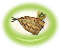 Mackerel – grilled