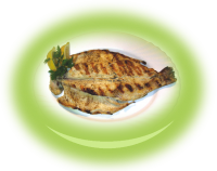 Trout – grilled