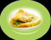 """Assorti"" omelette"